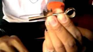 Golden key trick by arif denkerdeck