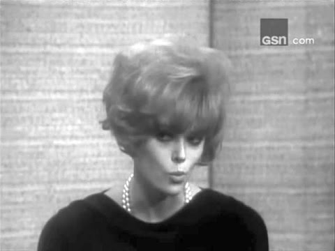 What's My Line? - Jill St. John; PANEL: Henry Morgan, Joan Murray (Aug 20, 1967)