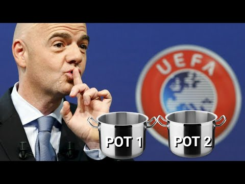 What's Cooking in Pot 1 and Pot 2? UEFA World Cup Playoffs