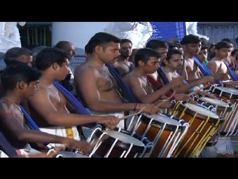 Best Instrumental Music - Panchairmelam - Wonderful Orchestra | Kalamandalam Sivadas