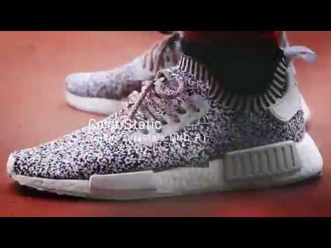 adidas originali nmd r1 colore statica su youtube