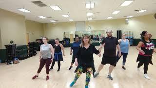 Dance fitness-Si Tu Fueras Mia by Joselito