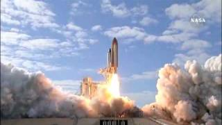 Rush - Countdown with Shuttle Liftoff