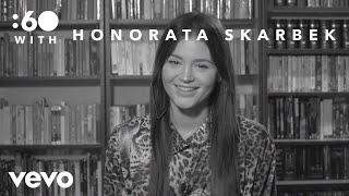 Honorata Skarbek - :60 with