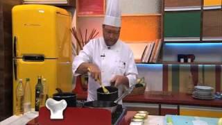 Delicias do Chef Allan de segunda a sexta as 10:45 Carne moída Diferente
