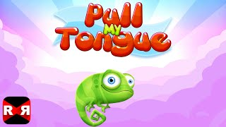 Pull My Tongue (By Noodlecake Studios) - iOS / Android - Gameplay Video