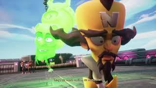 Crash Bandicoot 4 - Parte 11 Neo Cortex