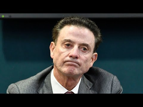 Rick Pitino Fired as Louisville Coach - LIVE COVERAGE