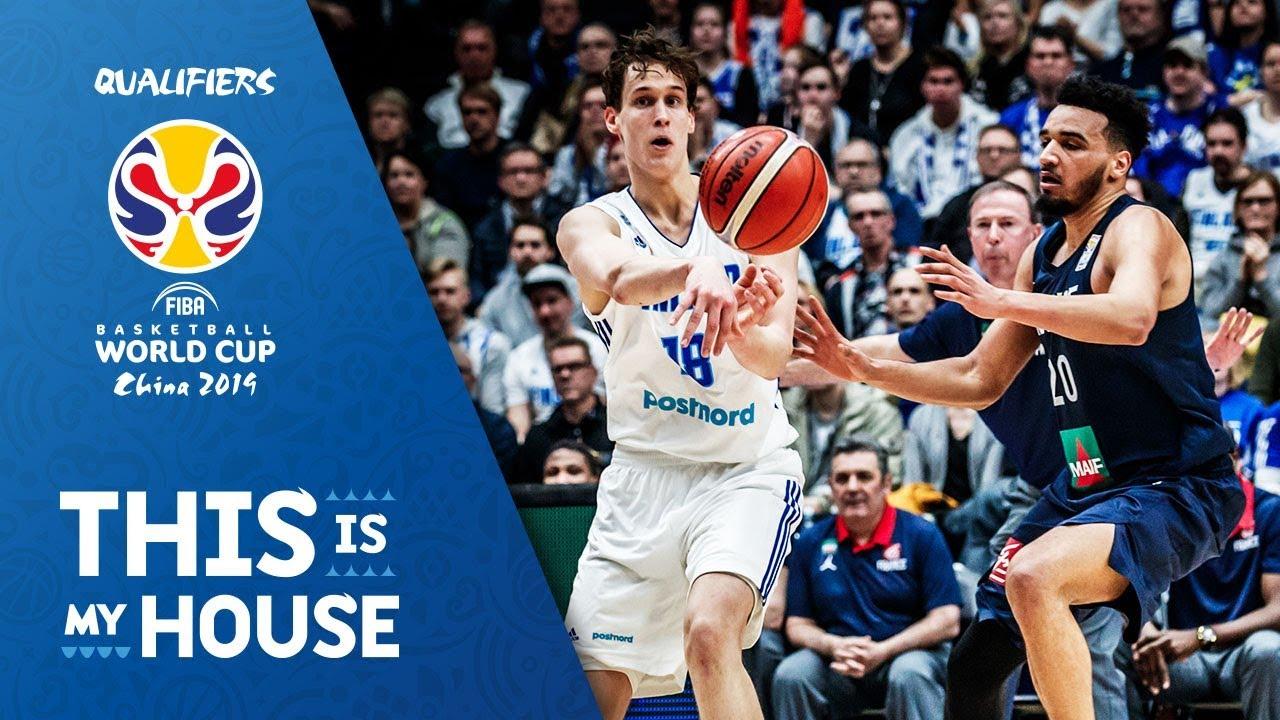 Finland v France - Full Game - FIBA Basketball World Cup 2019