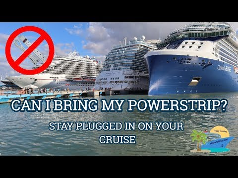 can-i-bring-my-powerstrip-on-the-cruise-ship???