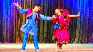 Khanke to khanke, Indian Dance Group Mayuri, Russia
