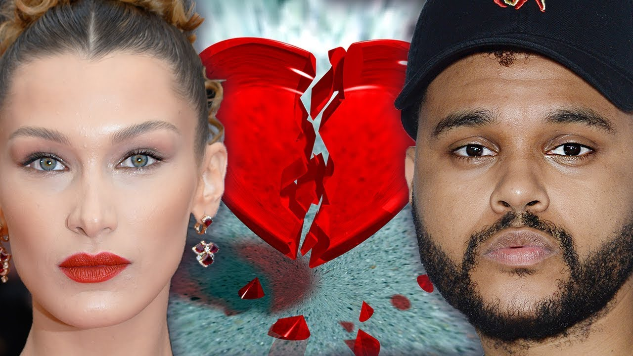 Bella Hadid & The Weeknd Appear To Have Split Again  & We Know Who She Should Date Next