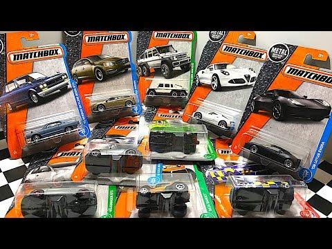 New Matchbox Toy Cars!