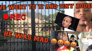 We Went To Ti And Tiny House!!!! Was He Mad??!! | Atlanta Vlog |