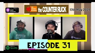 THE COUNTER RUCK #31 SUPER RUGBY TRANS-TASMAN, KIERAN READ RETIRES, WITH JAMES MARSHALL