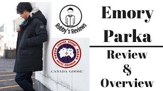 Rating and Review: Canada Goose Emory Parka