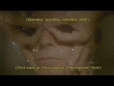 Hallo Spaceboy, David Bowie (Subtítulos Español-Inglés)