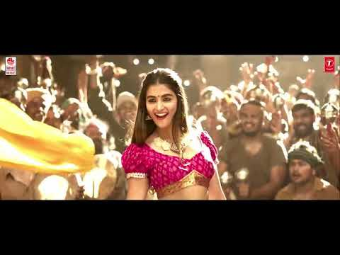 Jigelu Rani Video Song Promo - Rangasthalam Video Songs - Ram Charan, Pooja Hegde