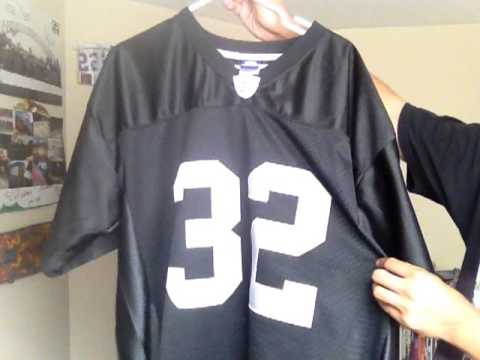 1984 marcus allen throwback jersey