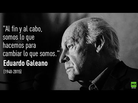 Fallece El Escritor Uruguayo Eduardo Galeano