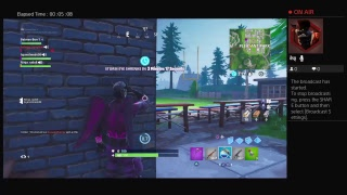 Fortnite ps4 game play #15