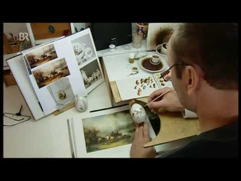 Porzellanmalerei Kugelmeier - Bayern Tour