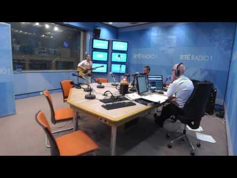 Ali Sherlock on Ray D'Arcy Show
