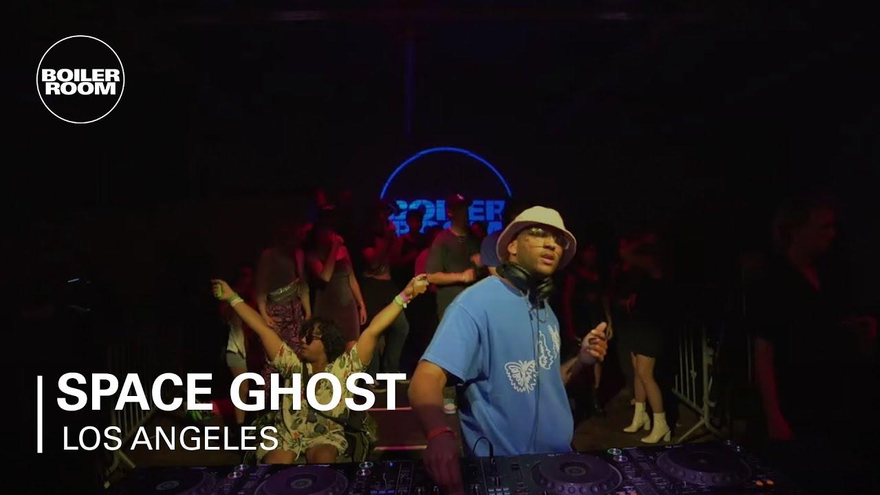 Space Ghost | Boiler Room LA: Lights Down Low
