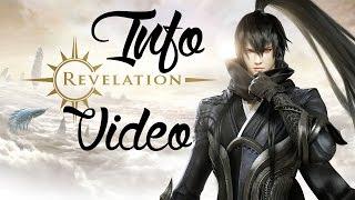 REVELATION ONLINE • #xXx - Info Video [HD+German]   Let's Play Revelation Online