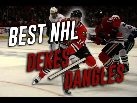BEST DEKES AND DANGLES IN THE NHL!!