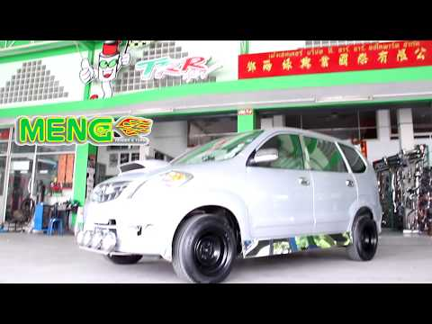 Toyota Avanza 2010 ● Header Modified ● By MENGHEADER Innovation Exhaust system®