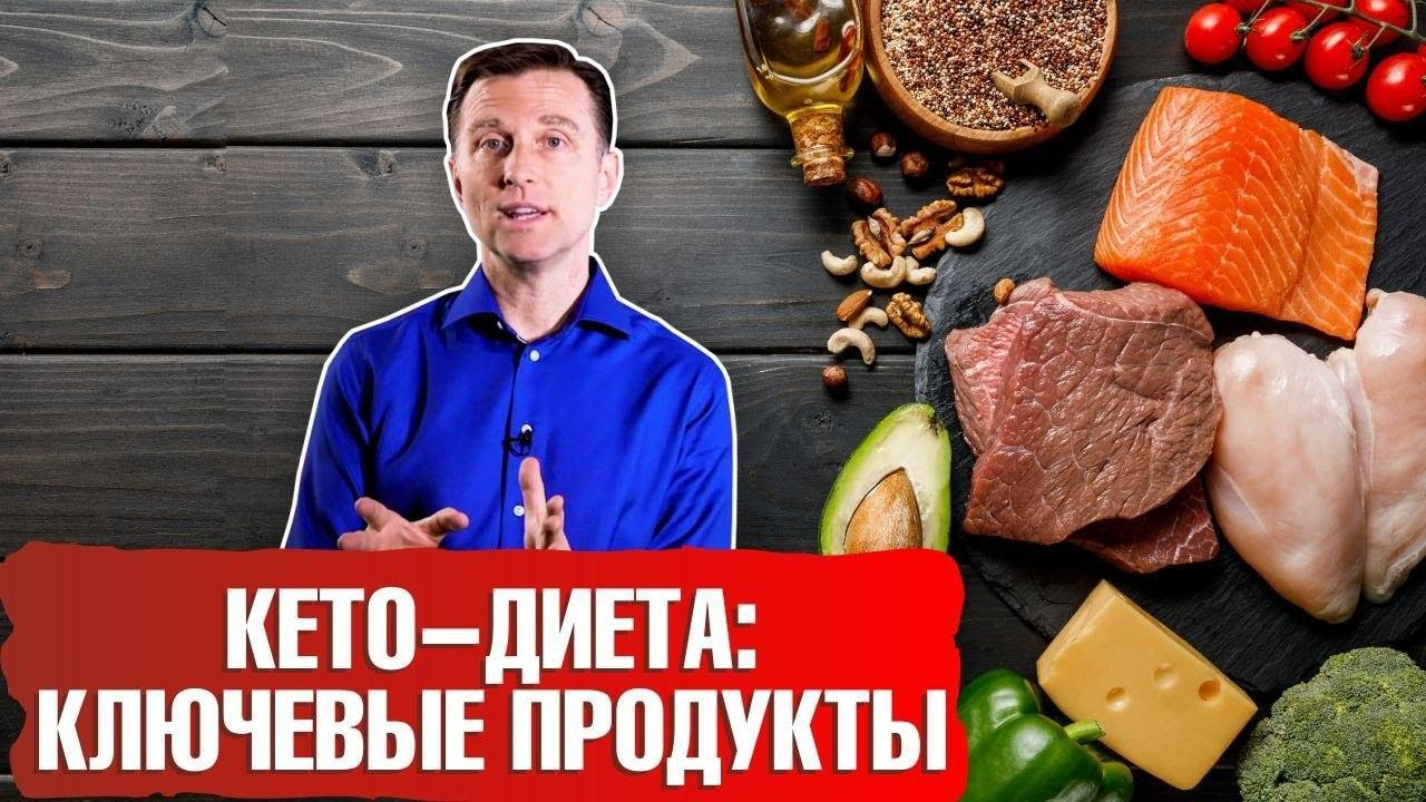 📹КЕТО ДИЕТА: Ключевые продукты
