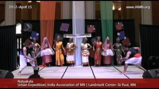 Natyakala-Dance [India Association of MN]