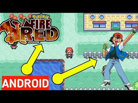 How To Download Pokemon Fire Red For Android In Hindi