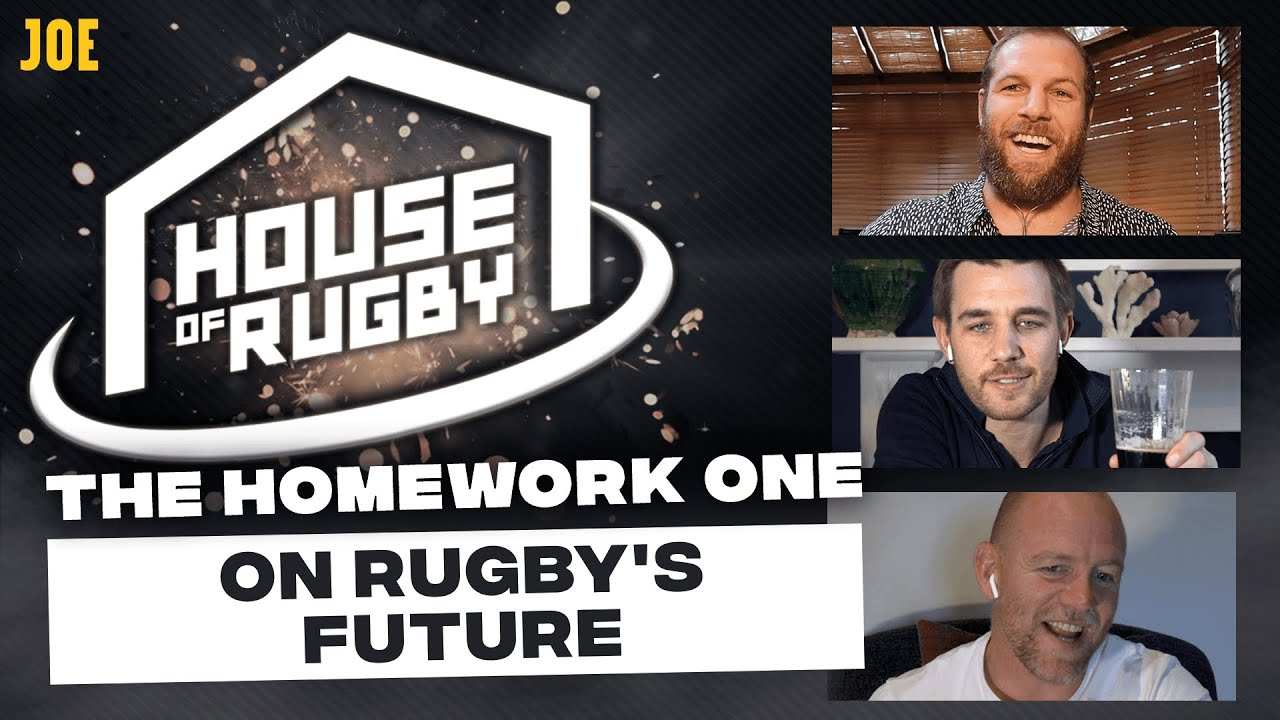 James Haskell and Mike Tindall: What the future of rugby should look like | House of Rugby S2 E38