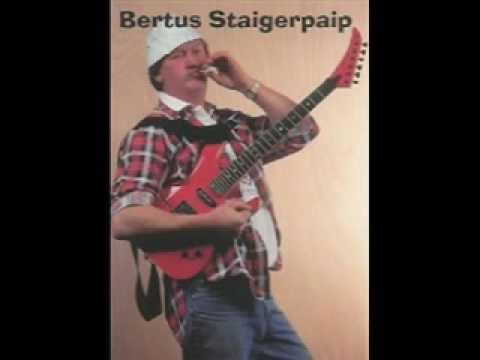 Bertus Staigerpaip - Pieter de Rastaman
