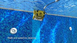 Dolphin Wave 100 - commercial pool cleaner
