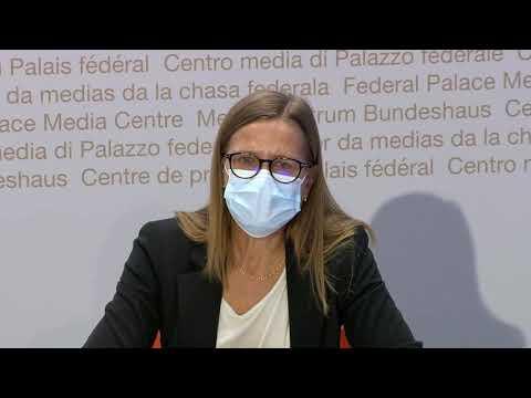 24.03.2021 - Point de Presse Coronavirus