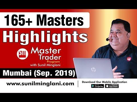 highlights-:-master-trader-program-mumbai-|-sep-2019-|-www.sunilminglani.com