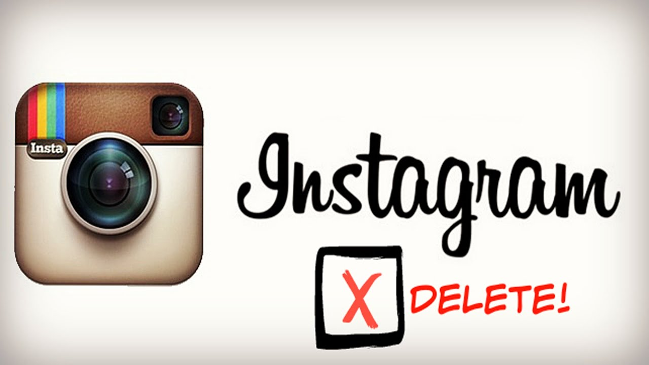 How to delete instagram account permanently youtube ccuart Images