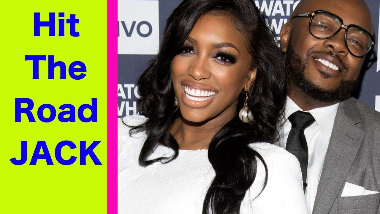 Porsha Williams tells Dennis to Pack his S%=# and get out of HER  house