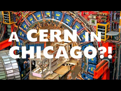 HUGE MANDELA EFFECT! The U.S.has a CERN in CHICAGO since 60