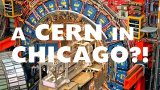 HUGE MANDELA EFFECT! The U.S.has a CERN in CHICAGO since 60's! LHC Particle Accelerator FERMILAB NEW