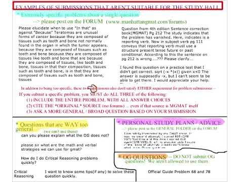 30   Thursdays with Ron   February 3, 2011   CR Explain the Situation problems