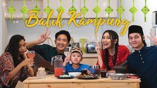 Cover images Balik Kampung (Versi Ketuk Barang Dapur) - Hanie Soraya, Aziz Harun, Sissy Imann & Amir Masdi