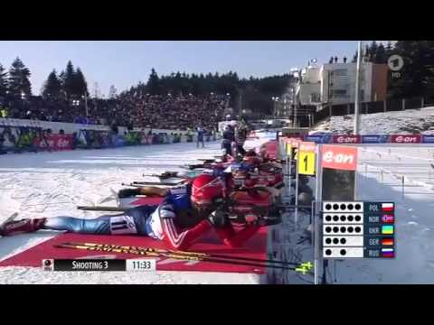 Die maus erkl�rt die biathlon single mixed staffel | sportschau