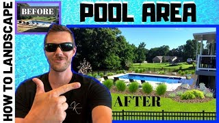 Gambar cover How to Landscape Design Pool Area