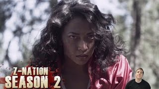 Z-Nation Season 2 Episode 6 – Zombie Baby Daddy! Review!