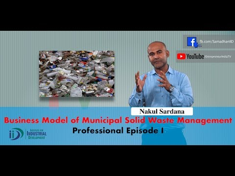 Business Model On Solid Waste Management | How To Start?