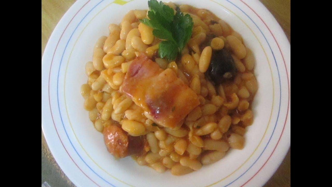 Cocina Asturiana Cocina Casera | Fabada Asturiana Libro La Cocina De Mi Abuela Comida Espanola